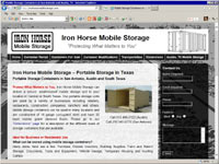 Iron Horse Mobile Storage
